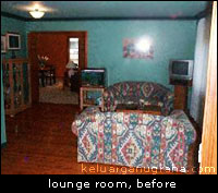 lounge room, before